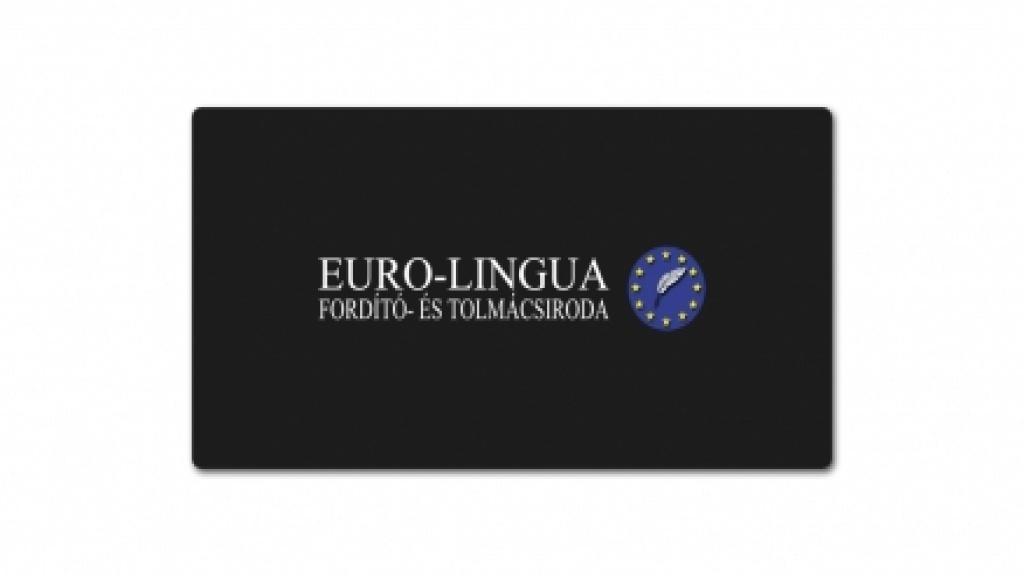 Logó újratervezés - [euro-lingua]
