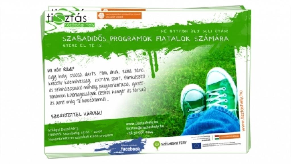 A3 plakát tervezés, [tisztashely.hu]