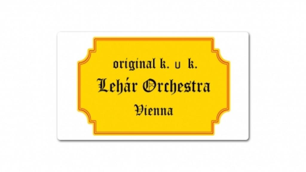 Logó készítés, embléma tervezés - [Original k. & k. Lehár Orchestra Vienna]
